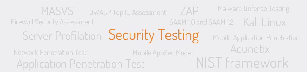 Security Testing for Web and Mobile Application Development