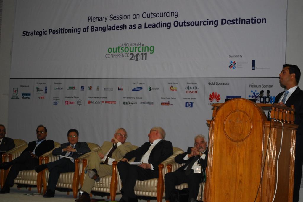 Bangladesh Outsourcing Conference 2011   Nascenia