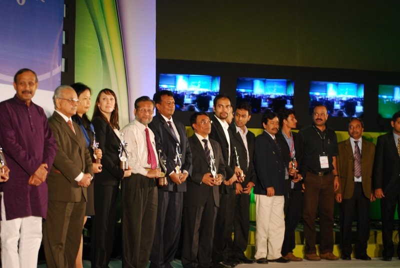 E-Asia 2011 Award Winners