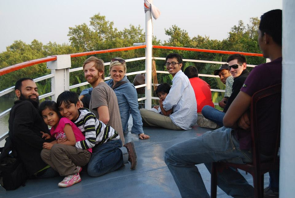 Nascenia and Better Collective in the forest of Sundarban