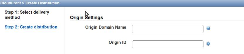 Configure Cloudfront CDN for Rails application | Nascenia