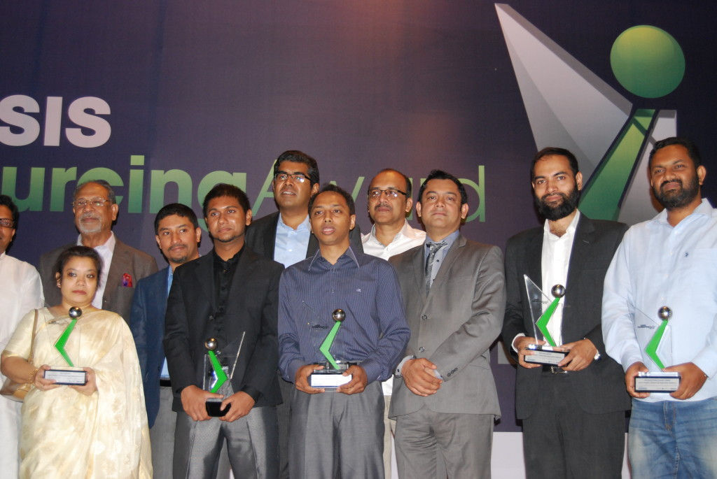 Nascenia Won BASIS Outsourcing Award 2014