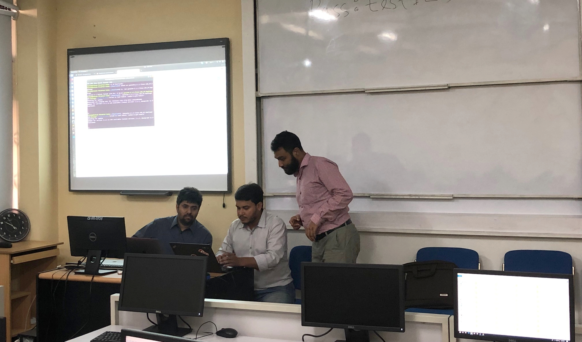 Blockchain Workshop at IUT - 3